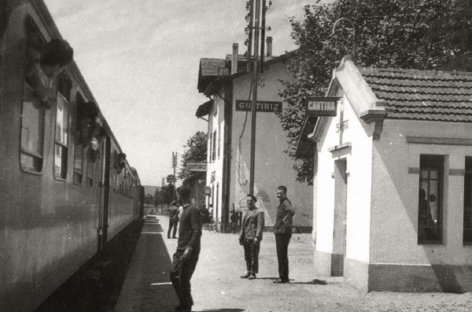 Estación de tren Guitiriz
