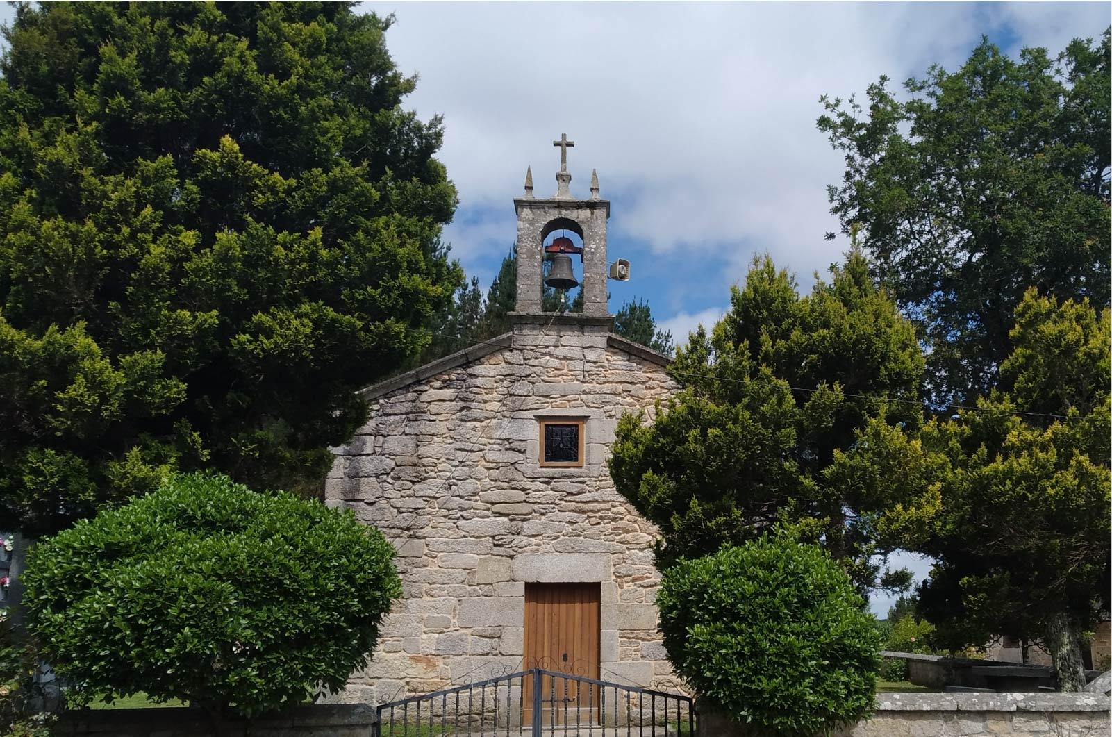 Iglesia Santa Mariña