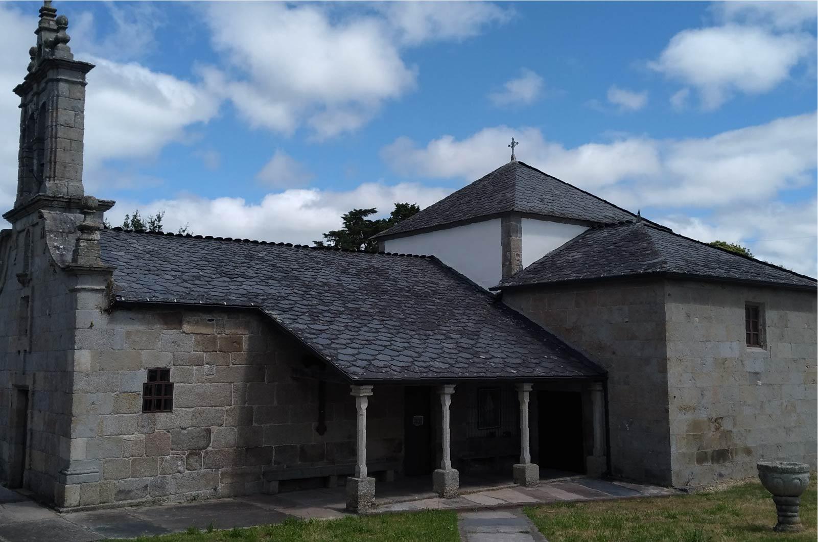 Os Vilares Igrexa